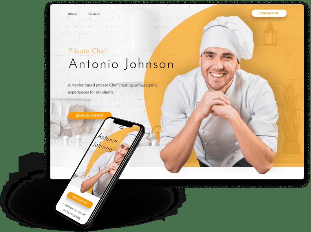 Sean Clayton design chef